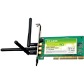 Card PCI wifi TL-WN951N 300Mbps