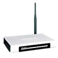 Modem ADSL2+ Wifi Router TD-W8101G 54Mbps