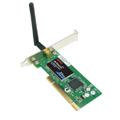 Card Wireless PCI Buffalo WLI2 G54S