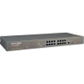 16-Port 10/100Mbps + 2-Port Gigabit Web Smart Switch TL-SL2218WEB