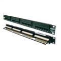 Patch Panel AMP 24 port Cat5E