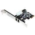 Card PCI Express to 1394 Unitek