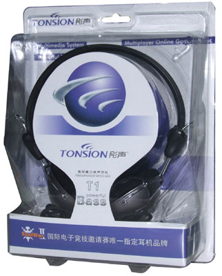 Tai nghe tonsion T1