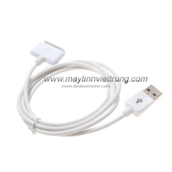 Cáp dữ liệu Ipod, Cap du lieu Ipod, USB to iPod Cable, USB to iPod Cable