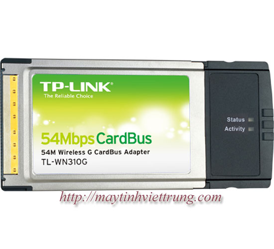 54m wireless cardbus adapter