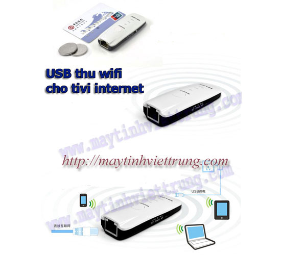 Bộ Repeater wifi Mini LB-LINK