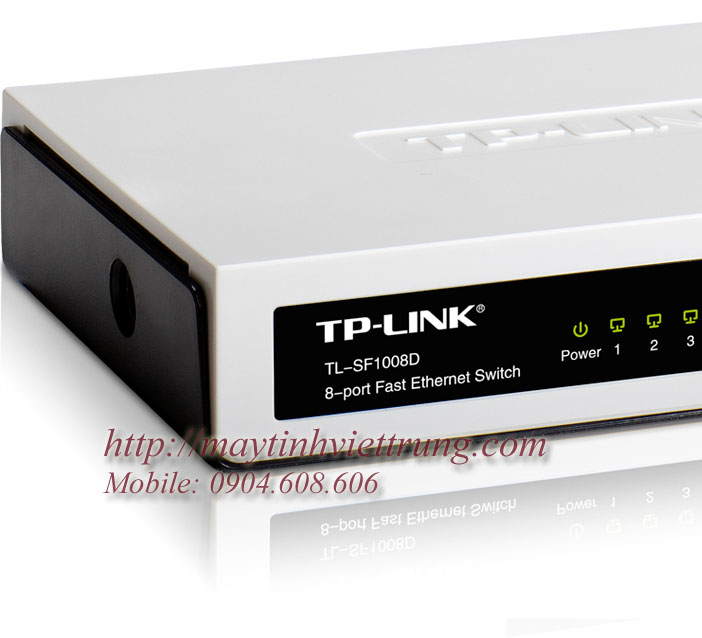 Switch TP Link  8 cổng  TL SF1008D