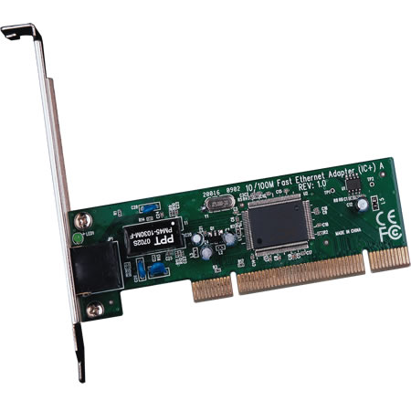 10/100M PCI NETWORK ADAPTER TF-3200, CARD MẠNG TP-LINK, CARD MANG TPLINK, CARD TPLINK